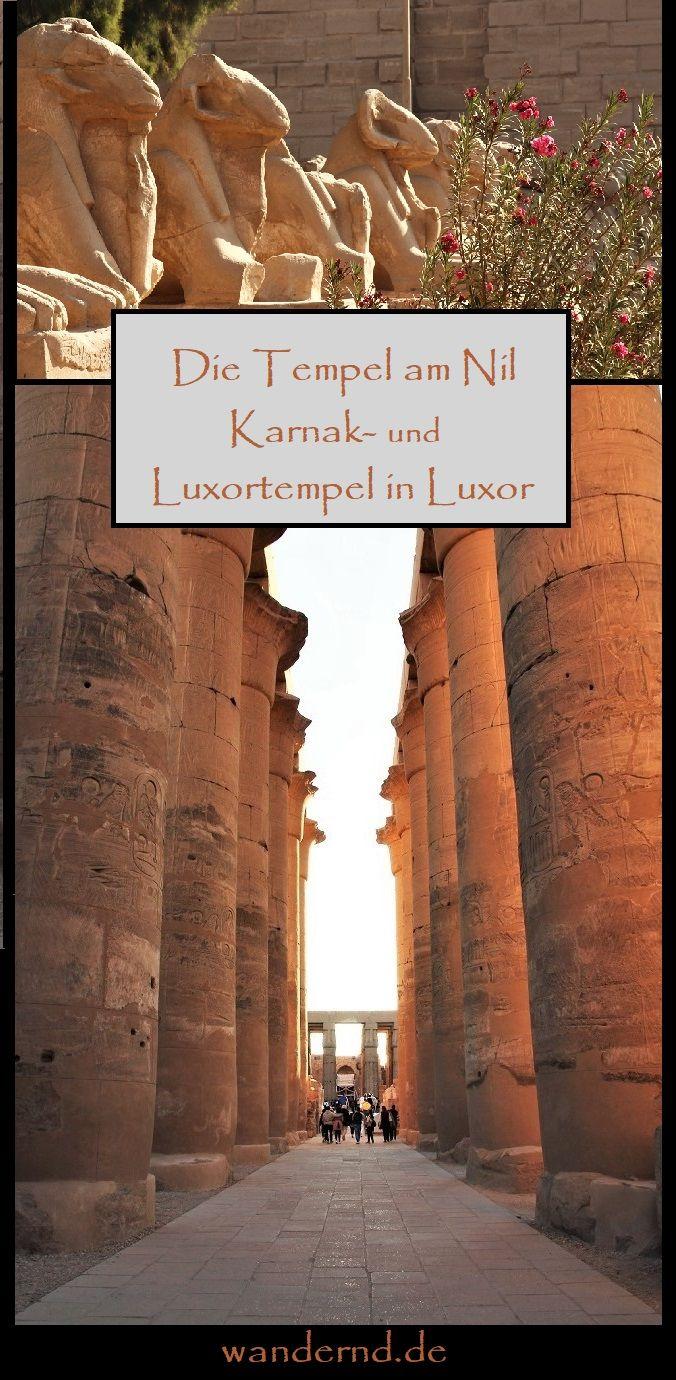 Tempel Am Nil