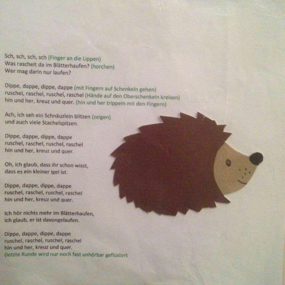 Herbst fingergedicht gedichte herbs for Angebote kindergarten herbst