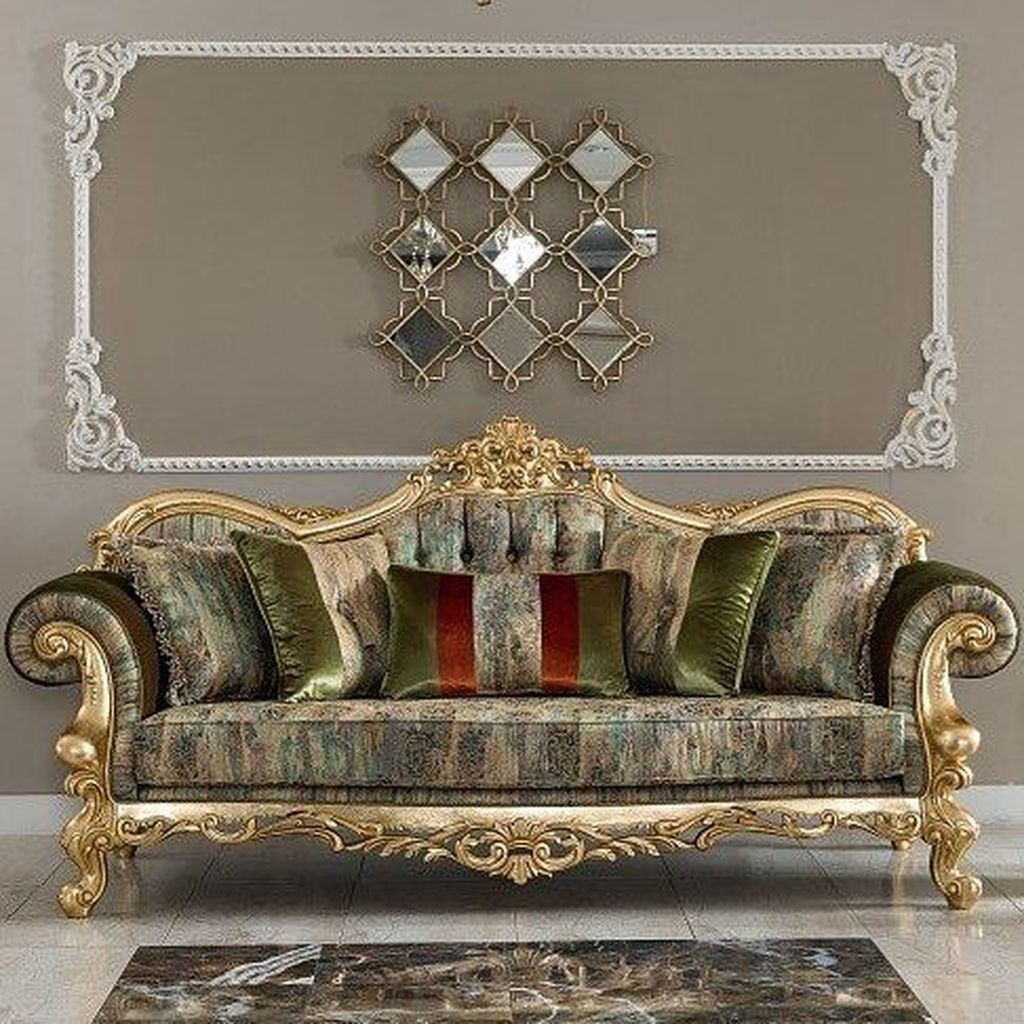 When Decorating Your Home It Can Be Quite Effective To Add Some European Touches A Few Classic European Decoratin European Decor Royal Furniture Royal Sofa