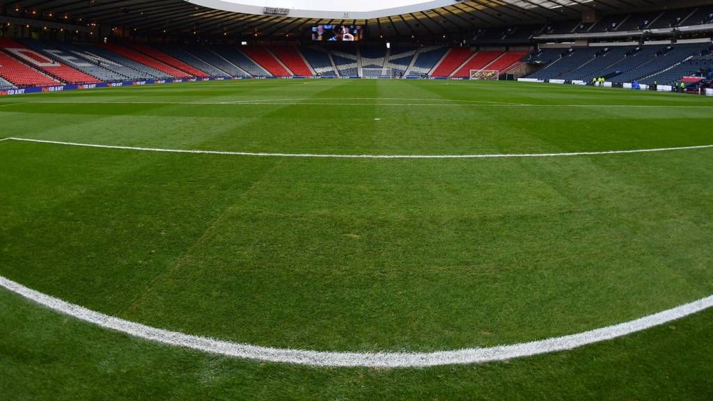 Scottish League Cup Final Rangers V Celtic Build Up To Old Firm