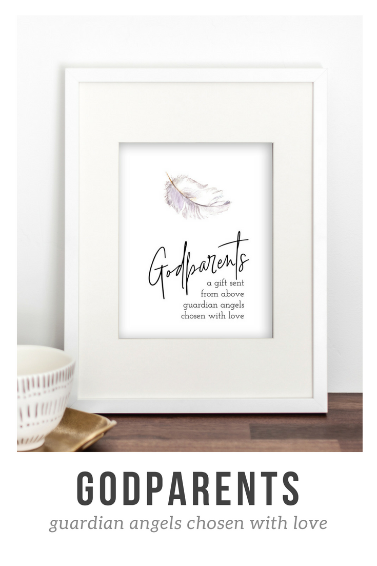 Baptism gifts from godparents ideas for christmas