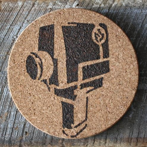Custom Cork Trivet Or Hot Plate Stylish Kitchen Accessories - Custom photo trivet