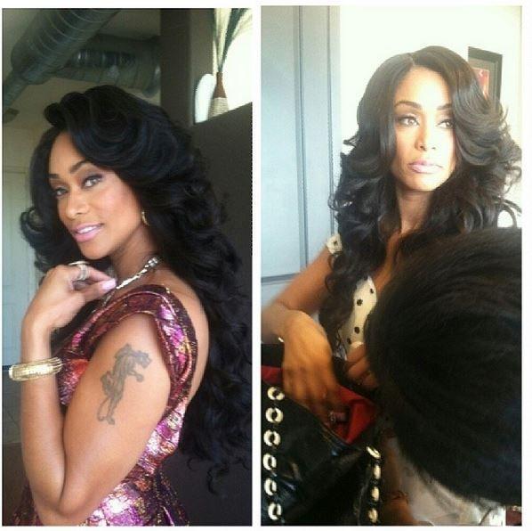 Tami Roman S Curls