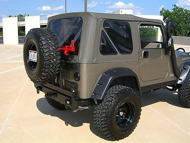 Shrockworks Rear Bumper Tire Carrier Jeep Wrangler Forum Jeep Wrangler Forum Black Jeep Jeep Wrangler
