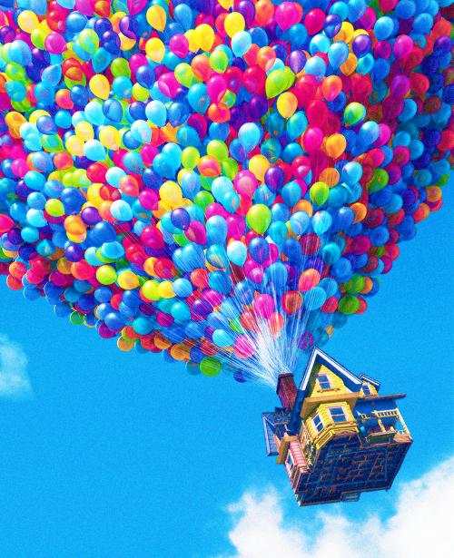 Up How Can You Not Love This Movie Disney Art Disney Pixar Up Disney Up