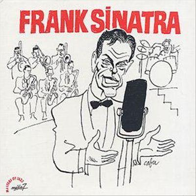 Cabu 1999 Frank Sinatra: Masters of Jazz (Cabu Collection) [Média 7 (Musisoft) R2CD 8009 (3356579580090)] #albumcover #portrait