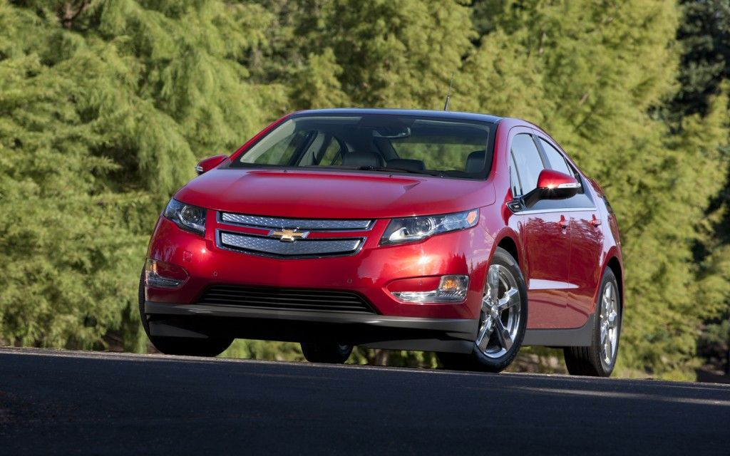 Chevrolet To Idle Volt Production In July A Week Longer Than Usual