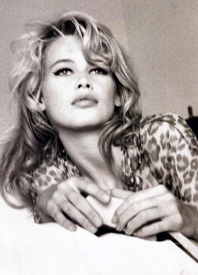 Brigitte Bardot Claudia Schiffer 90s Supermodels Supermodels