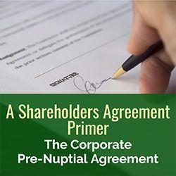Understand Shareholders Agreement  Startup Resources  Startups