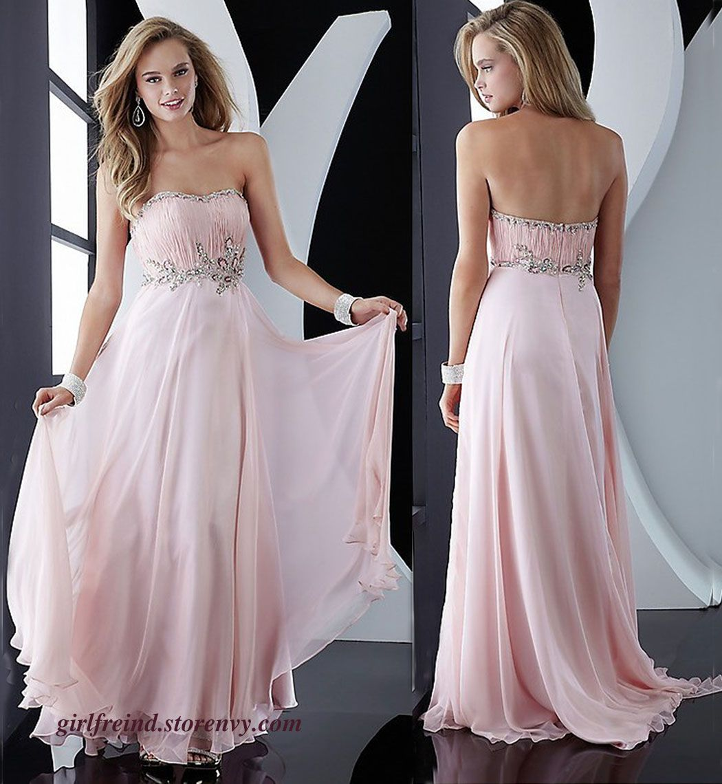 Images of Elegant Long Dresses - Reikian