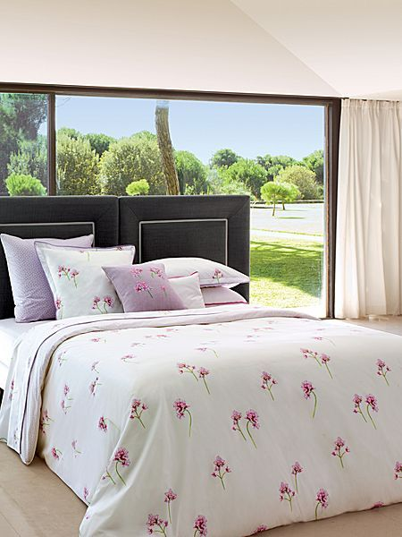 Jetaime parme bed linen ... H O F