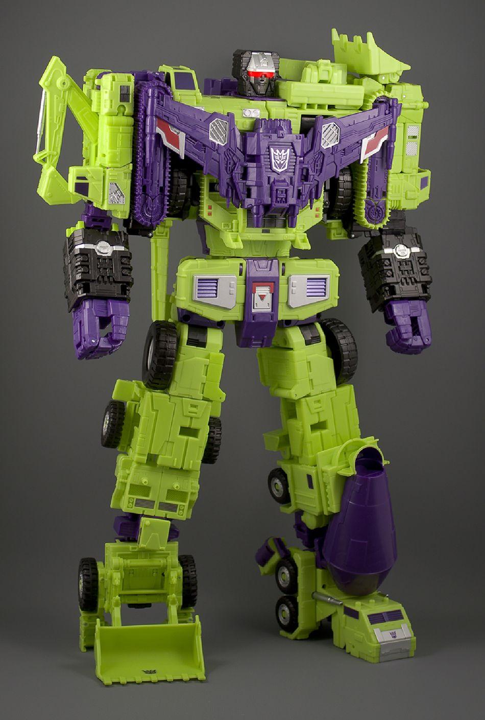 Transformers Unite Warriors Japanese Combiner Wars