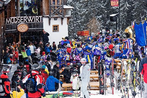 Mooserwirt Apres Ski St Anton Austria Places I Have Been