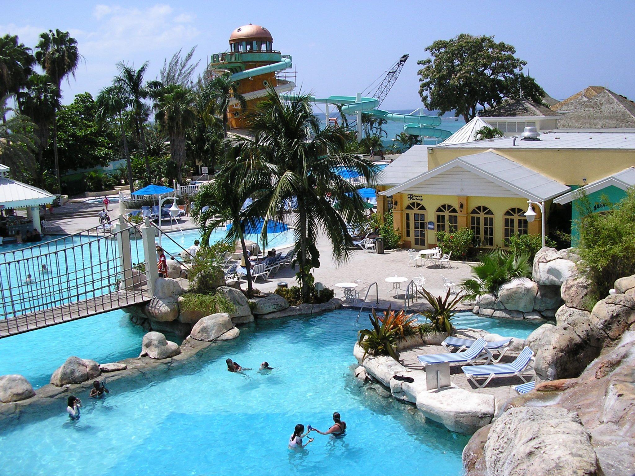Ocho Rios Sunset Jamaica Grande Resort Our Hotel