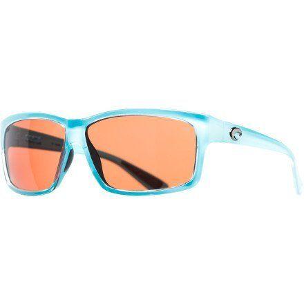 Costa Del Mar Cut Polarized Sunglasses - Costa 580 Polycarbonate Lens  Ocean Copper 22b5a0b156