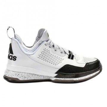 Chaussure Adidas D LILLARD blanches | Chaussures adidas