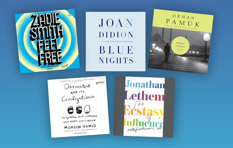 Essay Collections From Literary Fiction Authors Penguin Random House Audio Literary Fiction Literary Nonfiction Books