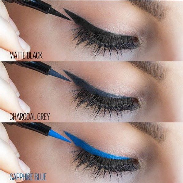 bdc192cda38 Create the perfect wing every time with hyper precise all day liquid liner,  available in some 🔥new shades!