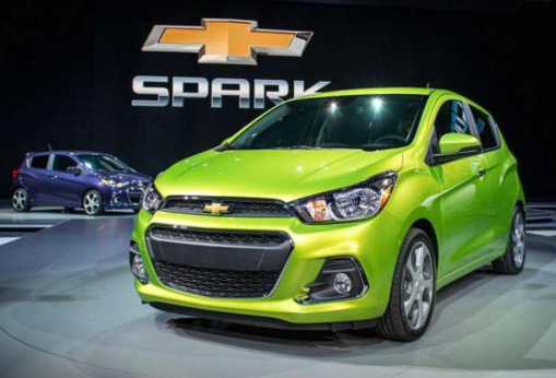2018 Chevrolet Spark Concept Uprage Launch Specs Horsepower Cost Suv New Cars