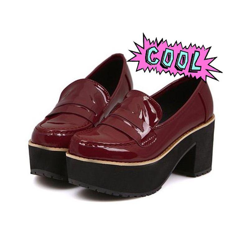 Georgia Red Shoes and furious
