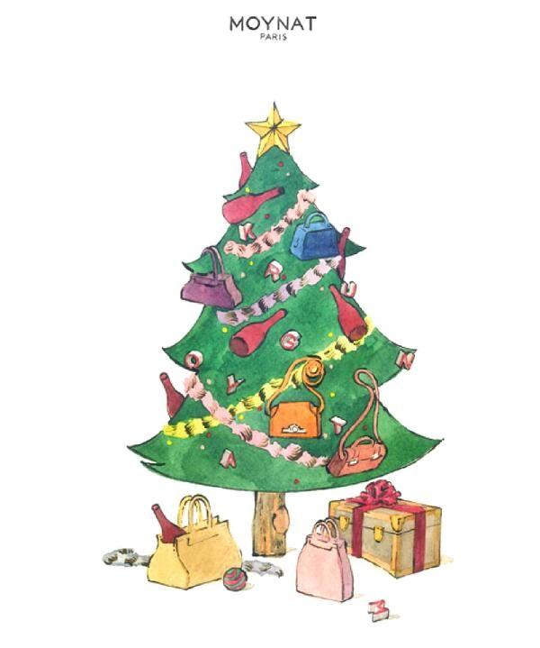 Moynat's Christmas Tree