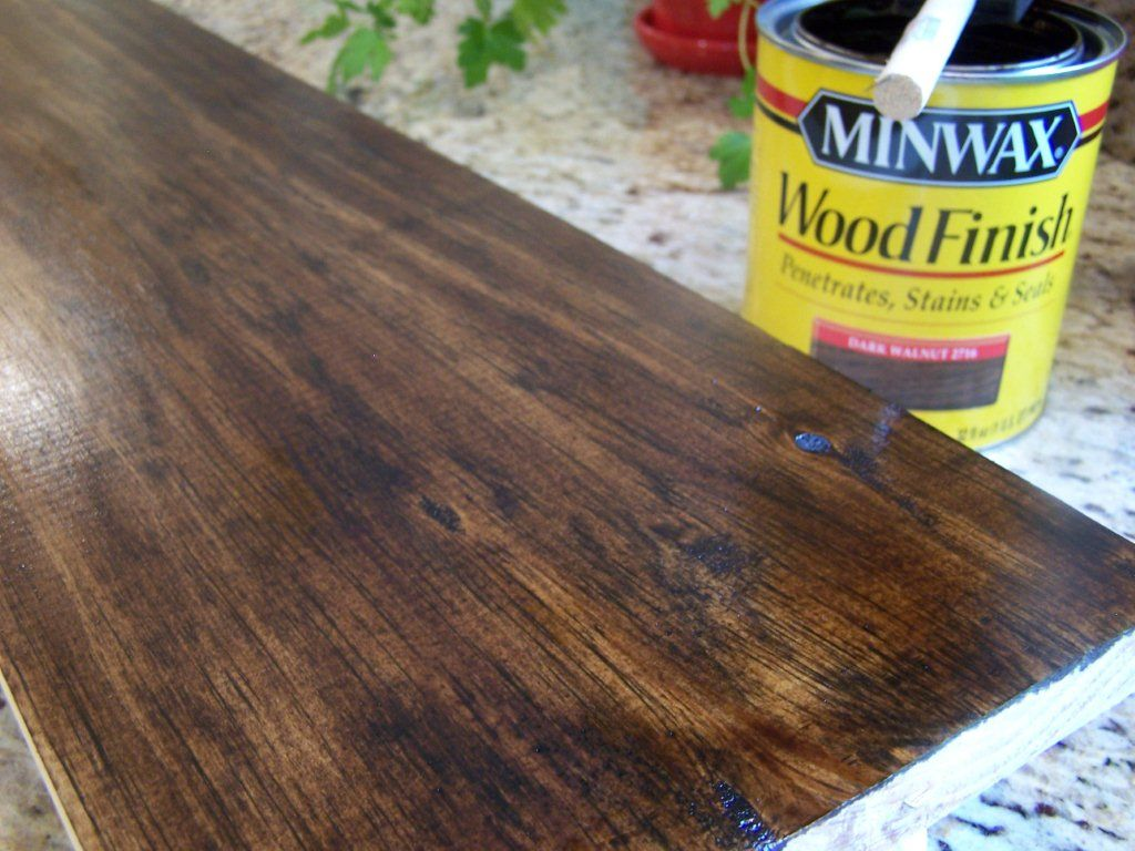 Can i stain over stain - Jacobean Minwax Stain For Crates In Cupboard For Slightly Darker Use 3 Parts Jacobean