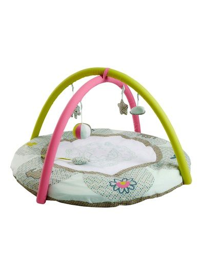 Tapis D Eveil Bebe Collection Bio Multicolore Vertbaudet Enfant