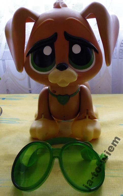 Interaktywny Uroczy Plywajacy Piesek Eppe Character Pikachu Shows
