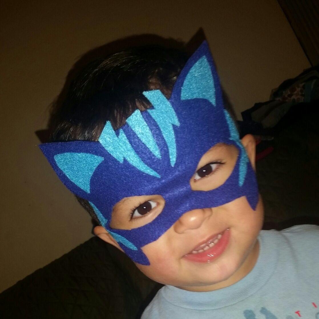Catboy Mask Halloween Costumes Pinterest Mscaras