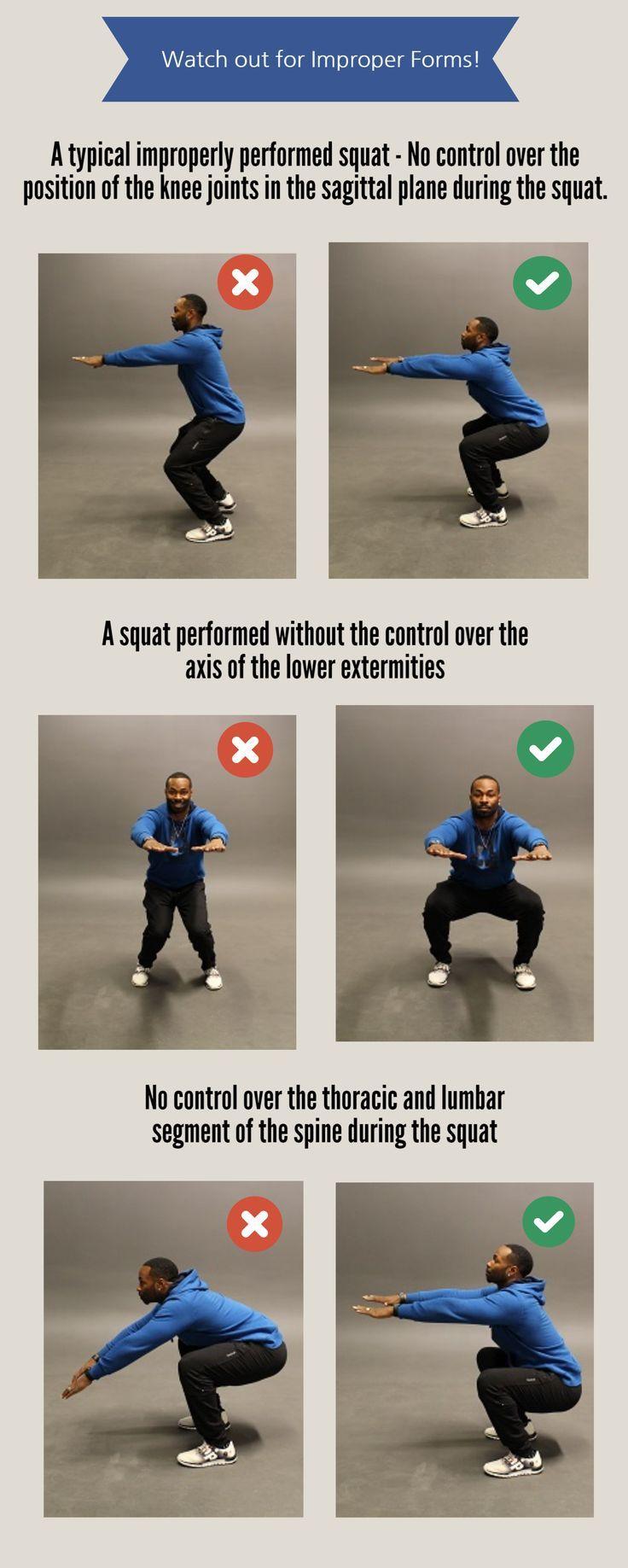 ItS Not Your Fault That You DonT Know Squat  Proper Squat