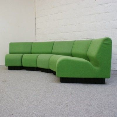 Located Using Retrostart.com U003e Sofa By Don Chadwick For Herman Miller