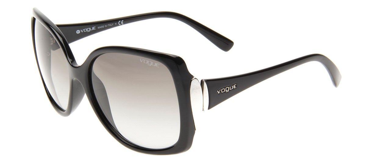 Vogue Vo2695s 59 Preto Vogue Oculos De Grau