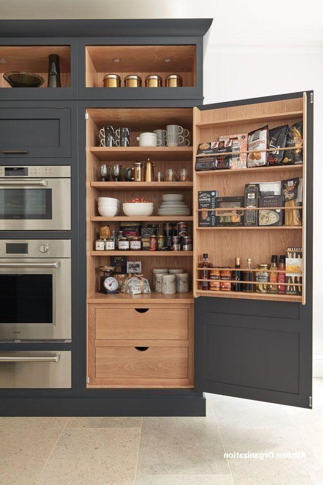 16 Tricks Of Small Kitchen Design Decor Around The World In 2020 Shaker Style Kitchens Home Kitchens Kitchen Room Design