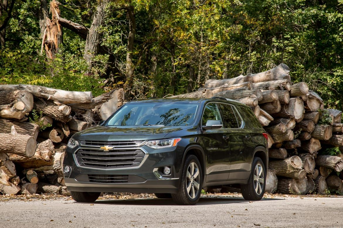 What S The Best 3 Row Suv For 2017 Chevrolet Traverse 3rd Row