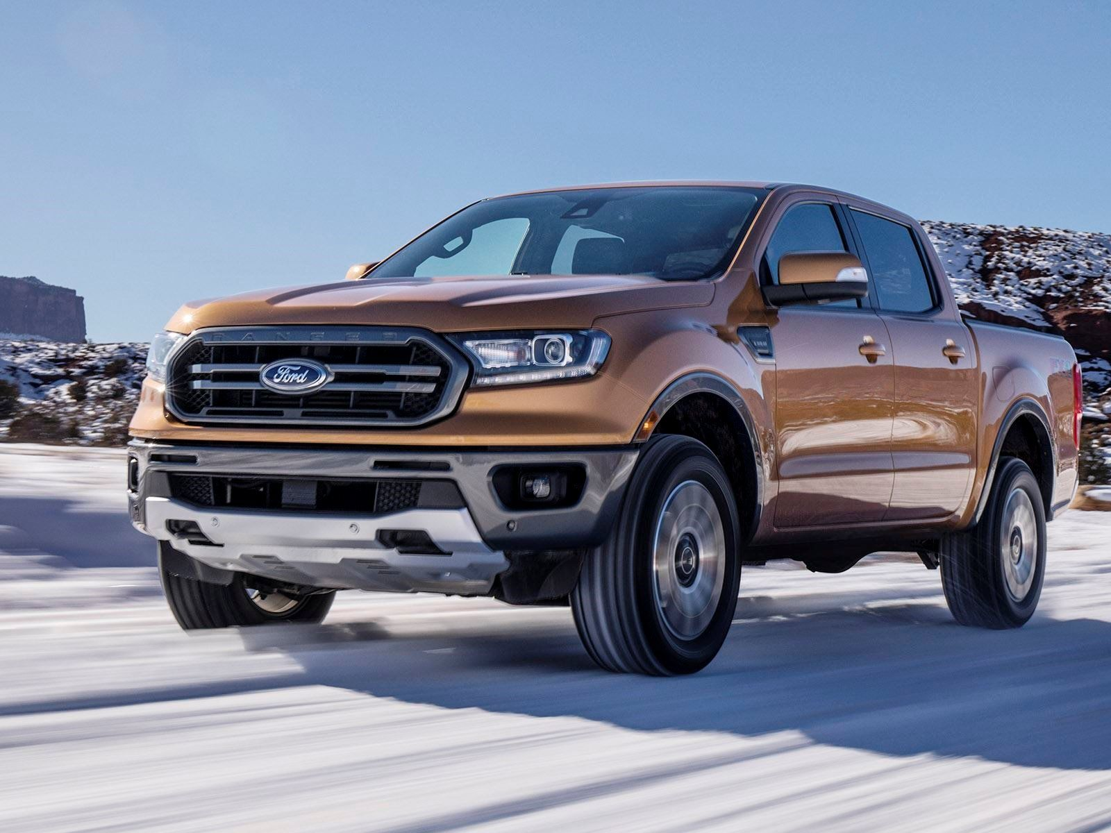 Meet The Ford Ranger Is This Your New Midsize Truck King 2019