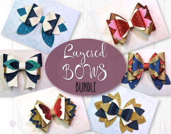 Hair Bow Bundle