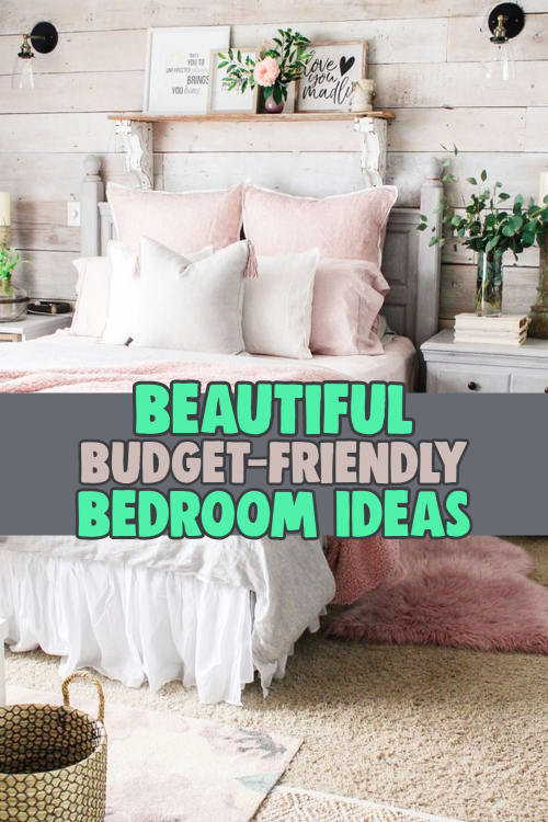Beautiful Bedroom Ideas Simple Budget Friendly Cute Bedroom Decor Ideas I Love Clever Diy Ideas Bedroom Decor On A Budget Cheap Bedroom Ideas Cute Bedroom Decor