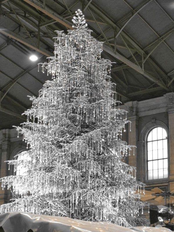 Swarovski Crystal Christmas Tree | Christmas | Pinterest | Christmas ...