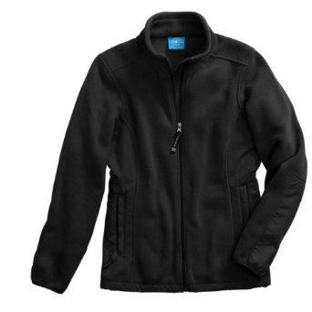 Women's Evolux Fleece, Black $56.95