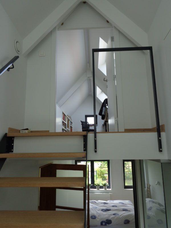 inrichting gastenkamer – ypsilon architecten bureau & slaapkamer, Deco ideeën