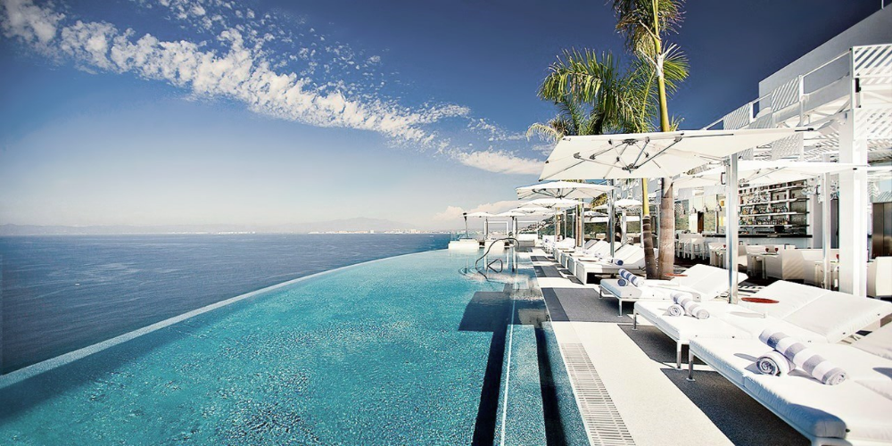 269 Puerto Vallarta 5 Star Suite With Plunge Pool With Images