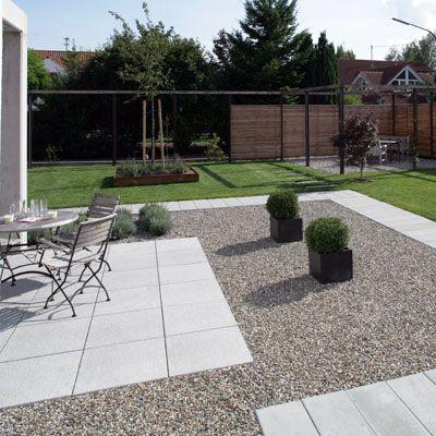 terrassen braun steine ideen f r die terrasse. Black Bedroom Furniture Sets. Home Design Ideas