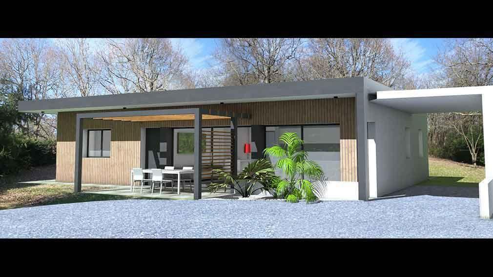 atelier d 39 architecture sc nario maison contemporaine d 39 architecte pour petit budget atelier. Black Bedroom Furniture Sets. Home Design Ideas