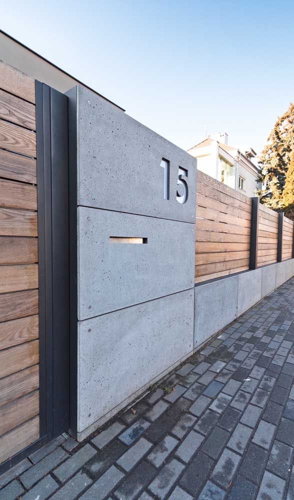 Murs modernes: types, modèles et conseils photo