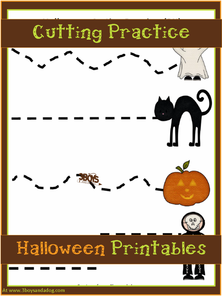 Pin On Halloween Themed Therapy Activities Treats [ 1024 x 768 Pixel ]