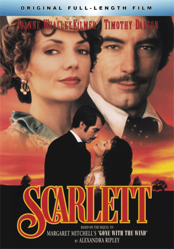 Scarlett (1994) Sequel to Gone With the Wind DVD - blowoutflix