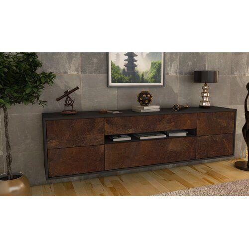 "Photo of Ebern Designs TV Lowboard Grenado for TVs up to 78 ""| Wayfair.de"