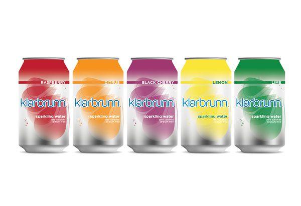 Klarbrunn Sparkling - Packaging - Chapa Design - Madison Graphic Design Firm
