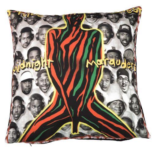 Midnight Marauders Rap Cushion by GiftRap on Etsy