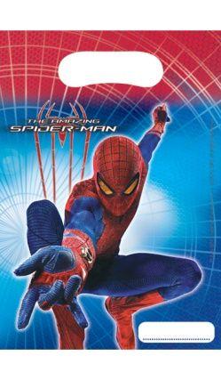 Sachets cadeaux et bonbons Spiderman™